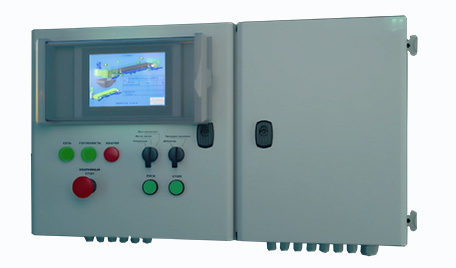 Industrial Machine Control Unit
