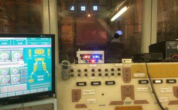 Аппаратура Sluch прошла испытания на подъемной машине ствола 4РУ
