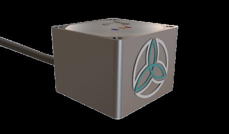 Датчик вибрации и температуры с цифровой обработкой сигналов