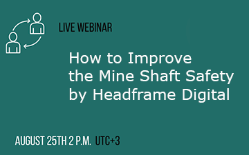 How to Improve the Mine Shaft Safety by  Digital Inspection